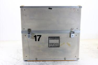 Fernsehen Aussenübertragung WDR Flightcase (No. 3) EV-VL-6339 NEW