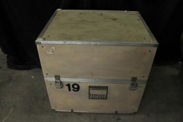 Fernsehen Aussenübertragung WDR Flightcase (No. 4) EV-VL-6340 NEW
