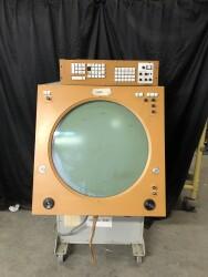 Fifties/Sixties Plan View Display Radar HEN-VL-6069 NEW