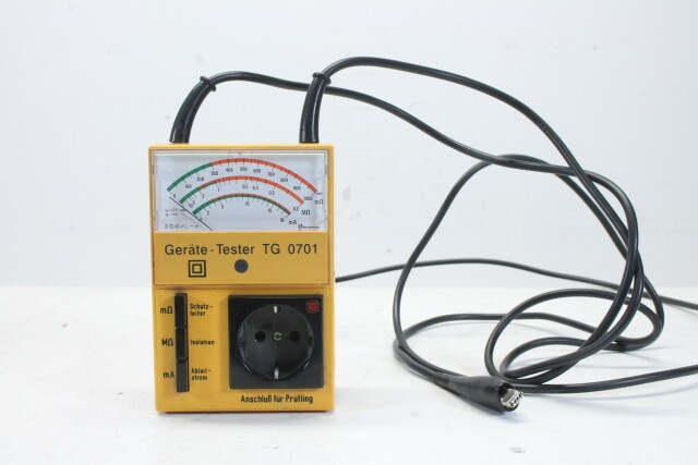 Geräte Tester TG 0701 KAY L-14020-BV