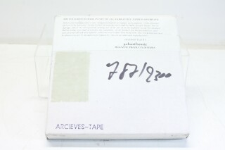 Half inch Arcieves tape, Tape looks New No.1 P-9339-x