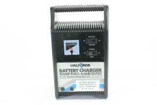 10 AMP RMS 6 and 12 Volt - Battery Charger Frits L-9942-Z 1