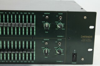 EQ231G Dual Channel 31 Band Graphic Equalizer PUR1 RK22-14302-BV 4