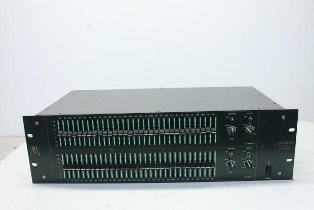 EQ231G Dual Channel 31 Band Graphic Equalizer(No.2) PUR1 RK22-14323-BV