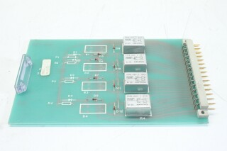 Lot of 4 PCB's with Relay's (No.1) BVH2 K-6-12114-bv 4