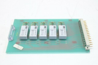 Lot of 4 PCB's with Relay's (No.1) BVH2 K-6-12114-bv 10