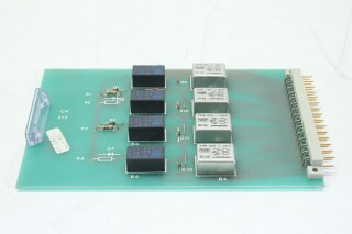 Lot of 4 PCB's with Relay's (No.2) BVH2 K-6-12115-bv 4