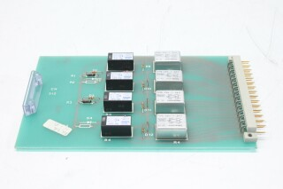 Lot of 4 PCB's with Relay's (No.2) BVH2 K-6-12115-bv 6