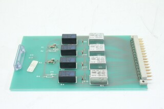 Lot of 4 PCB's with Relay's (No.2) BVH2 K-6-12115-bv 8