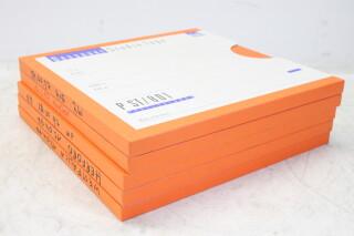 Lot of 5 1/4 Inch Studio Tapes (No. 1) EV-P-4709 NEW