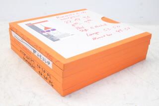Lot of 5 1/4 Inch Studio Tapes (No. 2) EV-P-4710 NEW