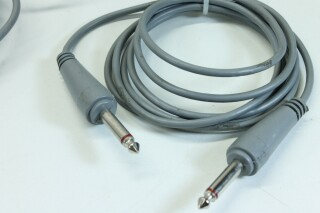Lot of Vintage Unbalanced Jack Cables A-1-8839-x 1
