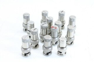 Lot With 14x BNC 75 ohm Connectors BVH2 A9-11779-BV 1