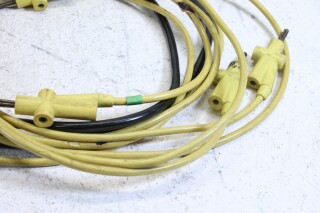 Lot with cables for measuring like oscilloscoop DJM-5-7255-x 2