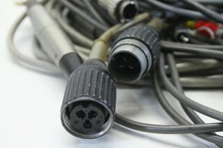 Lot with Various Vintage Cables (No.4) KM-3-10871-z