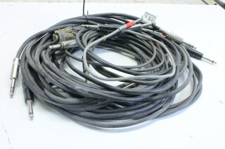 Lot with vintage cables - Various Length (No.1) FS22-10659-z 1