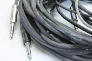 Lot with vintage cables - Various Length (No.1) FS22-10659-z 2