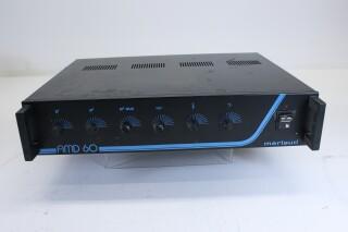 AMD 60 AMP with tone regulars M-7542-x