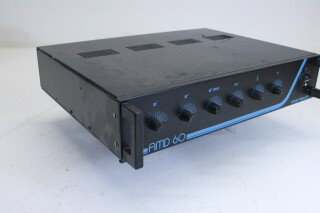 AMD 60 AMP with tone regulars M-7542-x 4