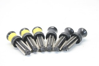 Messtuchel Plugs - lot of 6 (No.1) EV-E-9-14251-bv 1