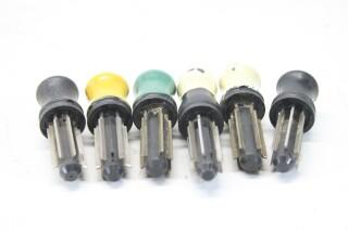 Messtuchel Plugs - lot of 6 (No.4) EV-E-9-14256-bv 1