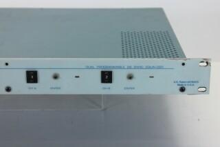 EQ POD 2.2B - Dual Programmable 28 Band Equalizer RK-1-8588-x 3