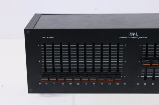 10 band Graphic Stereo Equalizer Defect L-7608-NEW 3