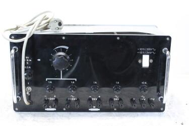 Power Supply With 4304-021-23671 Power Transformer HEN-ZV-13-6199 NEW