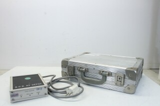Video Isolator - With Case HER1 K-13982-BV 2