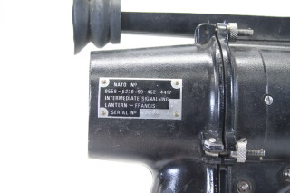 Royal Navy Intermediate Signalling Lantern Francis 0558-6230-99-462-4417 HEN-OR-9-4383 4