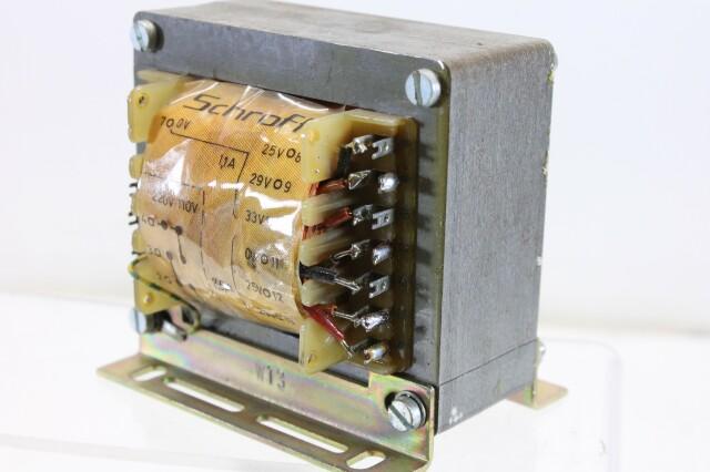 Schroff Transformer 220/110V - And 2x 25,29,33 Volt VLF-12595-BV