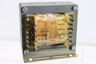 Schroff Transformer 220/110V - And 2x 25,29,33 Volt VLF-12595-BV 2