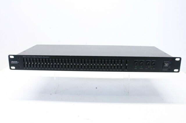 PEQ-1131H - 31-Band Graphic Equalizer ORB-2-9807-Z