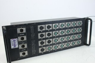 StageBlok For Live Sound With 28 Inputs And 4 Outputs L-13033-BV