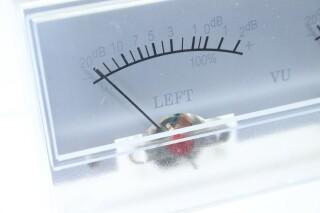 Stereo VU Meter NOS K-in doos-10909-z 3