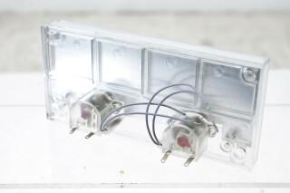 Stereo VU Meter NOS K-in doos-10909-z 4