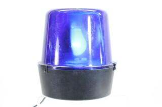 Rotating Beacon Light Blue. EV-R-5691