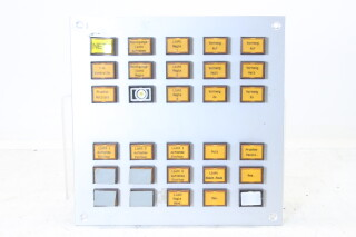 Switchboard With Buttons EV-D3-5128 NEW