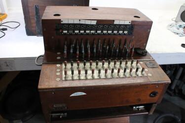 "Telephone Manufacturing Company Switchboard ""F&F"" HEN-O-6386 NEW"