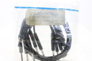 TT-Phone Bantam Patch Cable Set - 6x - 0,5m - (No.1) HEN-KM3-5107 2