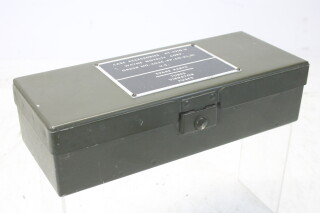 US Army Signal Corps Case Accessories CY-1210/U Spare Parts Box (No. 2) HEN-OR-1-4502