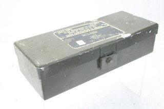 US Army Signal Corps Case Accessories CY-1210/U Spare Parts Box (No. 3) HEN-OR-1-4503