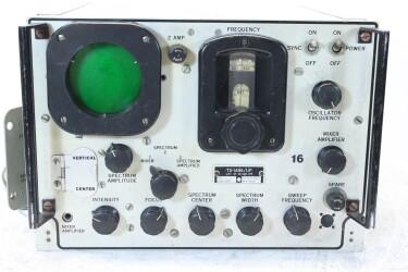 US Army Spectrum Analyzer TS-148A/UP HEN-ZV-20-6053