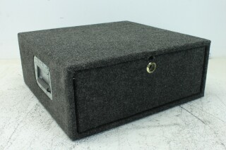 Upholstered Flightcase with Drawer and Compartment vloer-8877-x