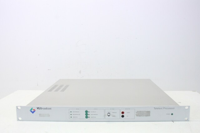 Teletext Processor JDHC1 RK1-14158-BV