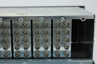 Omniframe Rack - 9 Distribution Amplifiers HER1 RK-14-13861-BV 3