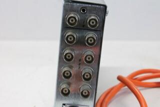 VDA-18F Omniframe Distribution Amplifier HER1 VL-K-13811-BV 3