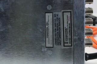 VDA-18F Omniframe Distribution Amplifier HER1 VL-K-13811-BV 5
