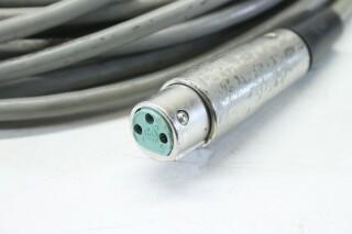 XLR to 3 Pin Tuchel Approximately 15 Meters KM-4-11039-z 3