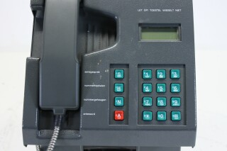 Vintage KPN telecom payphone for collectors with documentation JDH L-7702-x 2
